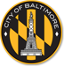 City of Baltimore 2020 Census logo