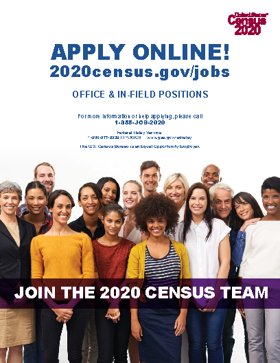 Apply for Census Jobs